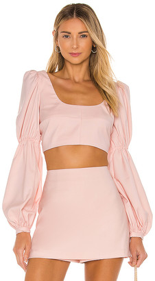 Lovers + Friends Daphne Top