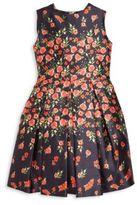 Oscar de la Renta Toddler's, Little Girl's & Girl's Mikado Party Dress