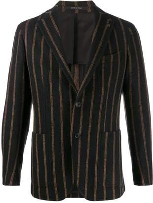 Tagliatore striped tailored blazer