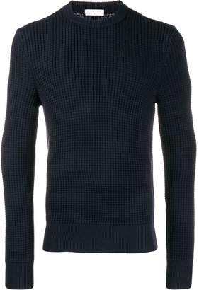Sandro Paris patterned sweatshirt