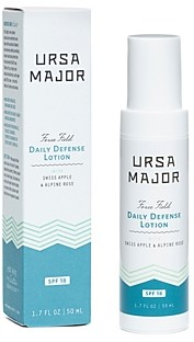 Ursa Major Force Field Daily Defense Lotion Spf 18