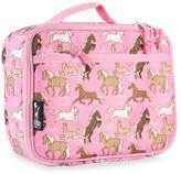 Bed Bath & Beyond Wildkin Horses in Pink Lunch Box