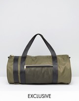 South Beach Gym Bag In Khaki