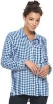 So Juniors' SO Button Down Shirt