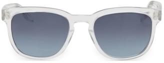 Barton Perreira 54MM Coltrane Square Sunglasses