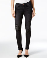 Calvin Klein Jeans Ripped Kent Wash Ultimate Skinny Jeans