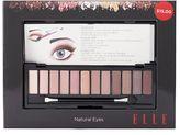 ELLE Beauty Natural Eyes Eyeshadow Palette