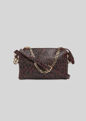 Hatton Leopard Chain Bag