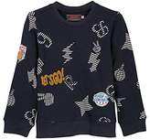 Catimini Boy's Sweat Moll. Pop Sweatshirt