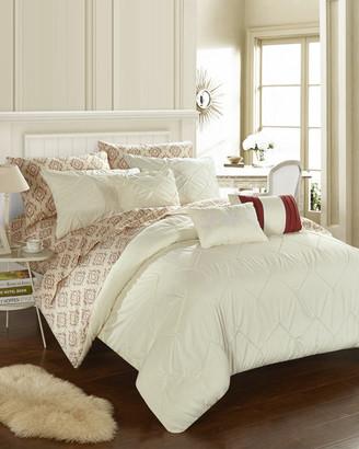 Chic Home 10Pc Maddie Rope Comforter Set
