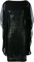 Talbot Runhof Norine dress - women - Polyester/Spandex/Elastane/Cupro - 34