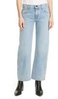 KHAITE Kerrie Straight Leg Jeans