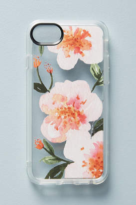 Casetify Pink Floral iPhone Case