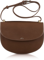 A.P.C. Geneve Leather Crossbody Bag