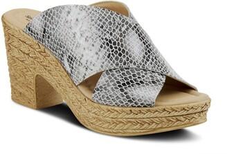 Spring Step Maenia Slide Sandal
