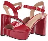Massimo Matteo Rachel Platform (Carmim Patent) High Heels
