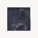 Tommy Hilfiger Silk Print Pocket Square