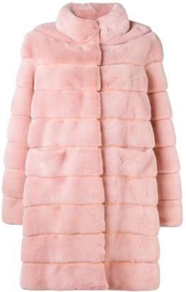 Liska pocketed longsleeved jacket