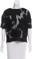 Etoile Isabel Marant Guipure Lace Calice Top w/ Tags