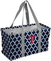 Logo Brand Texas Rangers Picnic Caddy Tote