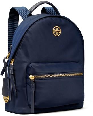 Tory Burch Piper Nylon Small Zip Backpack
