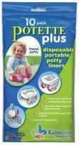 Kalencom Potette Plus Liner Refills - 10 ct