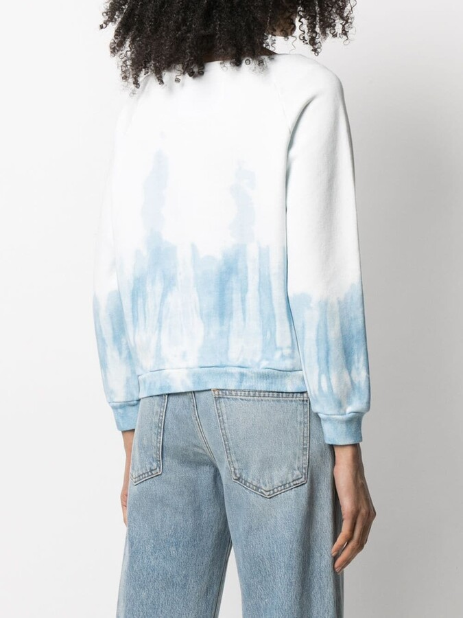 Thumbnail for your product : Nili Lotan Tie Dye Print Sweatshirt