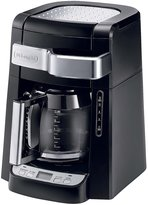De'Longhi DeLonghi 12-Cup Glass Carafe Drip Coffee Maker - Black