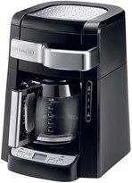 De'Longhi DeLonghi 12-Cup Glass Carafe Drip Coffee Maker - Black