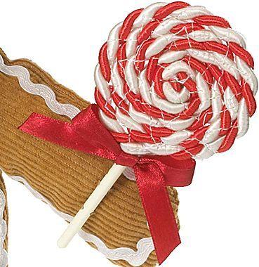 JCPenney Boyds® Lolly Gingerbeary Stuffed Teddy Bear