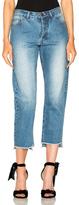 Johanna Ortiz Moravia Jeans in Blue.