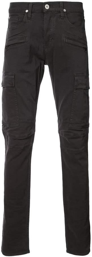 Hudson cargo denim jeans