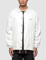 10.Deep Ripstop Coach Jacket