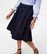 LOFT Pleated Skirt