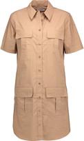 Equipment Remy cotton-poplin shirt dress