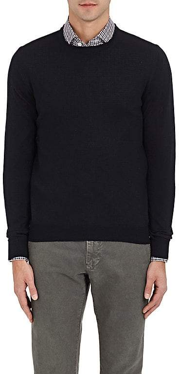 Barneys New York Men's Wool Crewneck Sweater
