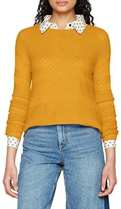 Only Women's Onlcaviar L/s Pullover KNT Noos Jumper,(Size: Large)