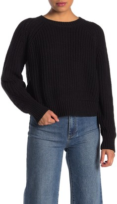 360 Cashmere Zoey Open Stitch Sweater