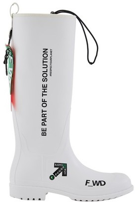 F Wd Wellington boots