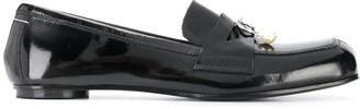 MM6 MAISON MARGIELA charm detail loafers