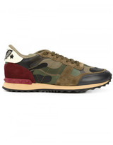 Valentino 'Rockrunner' camouflage sneakers