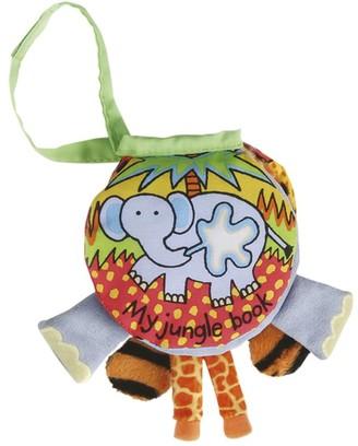 Jellycat My Jungle Soft Book