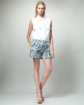 Stella McCartney Printed Shorts