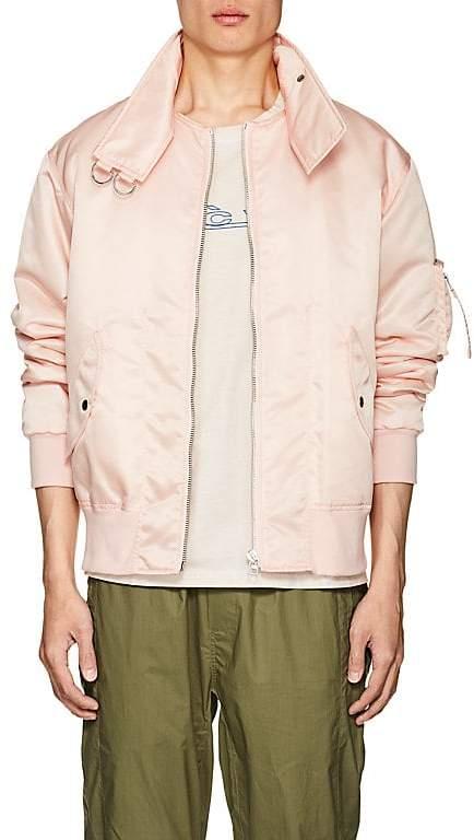 Helmut Lang Men's Oversized-Collar Bomber Jacket