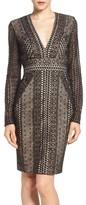 Bardot Women's Allegra Lace Sheath Dress