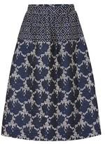 Sambag Margaux Jacquard Skirt