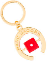 Marc Jacobs Dice-Embellished Keychain