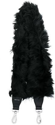 Fendi Strap You fur bag strap