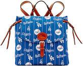 Dooney & Bourke MLB Dodgers Flap Backpack