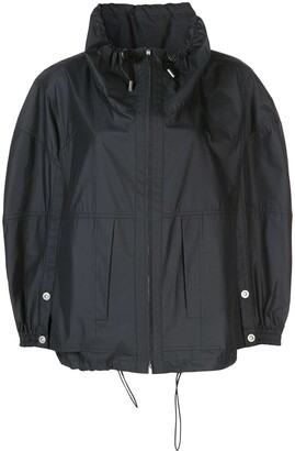 3.1 Phillip Lim Utility Parachute Sports Jacket